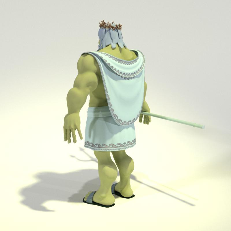 Iclone Zeus