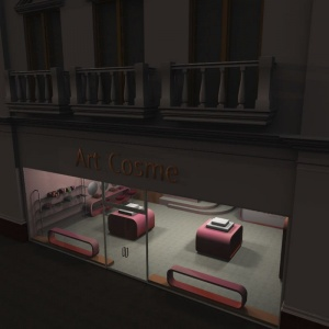 The Cosmetics Shop