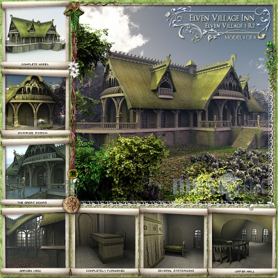 Elven Village Volume 1 Complete Edition