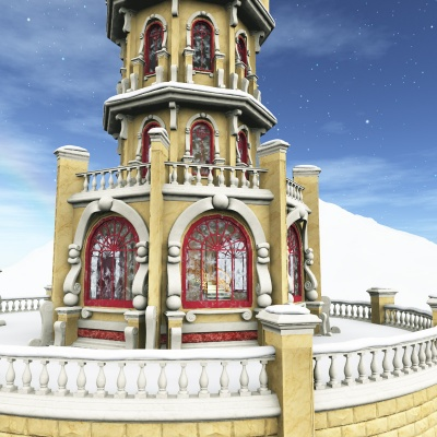 North Pole Tower of Time
