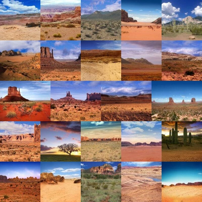 Wild West Backgrounds 1